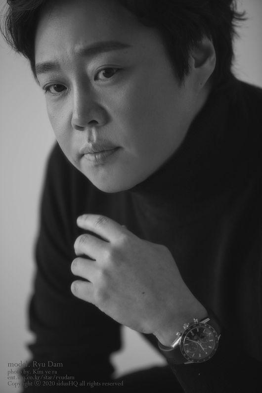 류담, NEW담..40kg 감량 후 댄디한 배우 매력[화보]