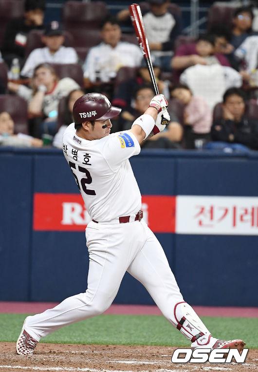 '이승엽과 나란히' 박병호, 2020시즌 역대 최다 홈런왕에 도전한다