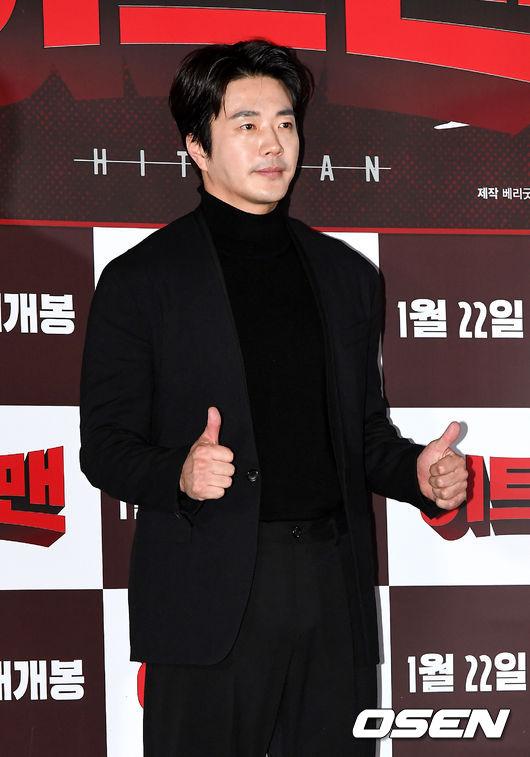 [OSEN=최규한 기자]배우 권상우가 참석해 포토타임을 하고 있다. /dreamer@osen.co.kr
