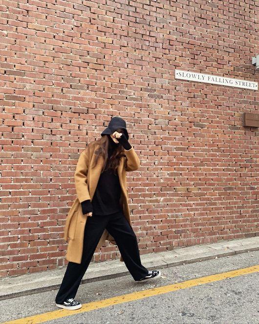 양미라, 출산 4개월 앞두고 슬림핏 자랑..美친 패션 소화력 [★SHOT!]