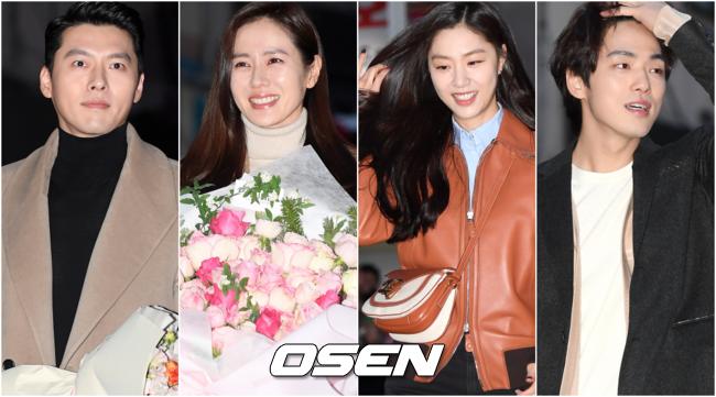 현빈♡손예진에 김정현♡서지혜까지..'사랑의 불시착' 화기애애 종방연 [종합]