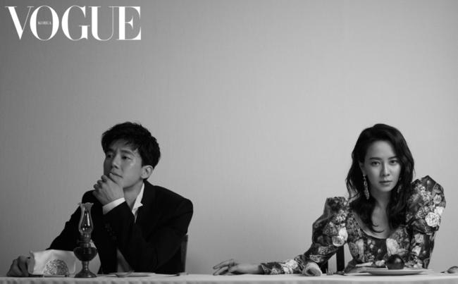 '침입자' 김무열x송지효, 충격적 진실 좇는 남매 케미[화보]