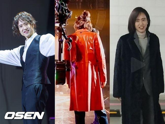 파마→단발?셔츠→자켓→코트…양준일, 모든 게 '힙'한 패션 아이콘 [종합]