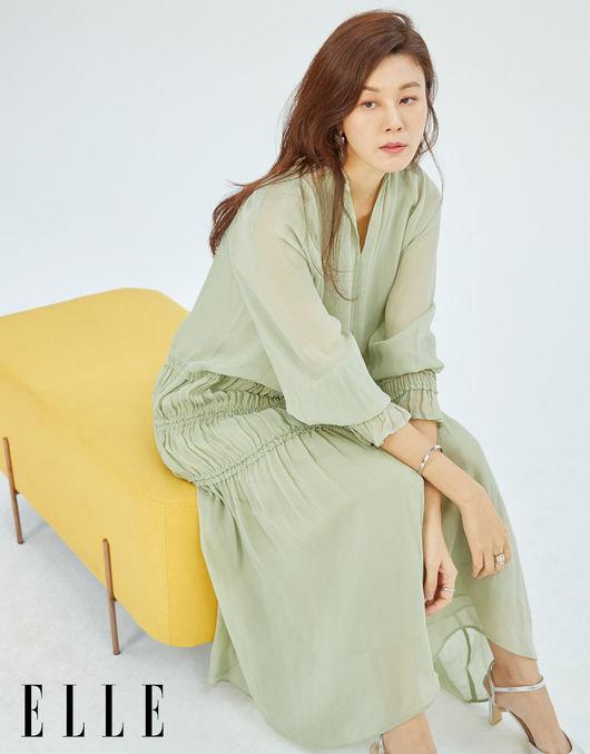 김하늘, 청순 여신의 정석..컴백 앞두고 물오른 청순+우아 매력[화보]