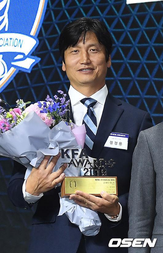 서울 이랜드 정정용 감독, '코로나19' 극복 위해 이랜드 재단 기부 동참