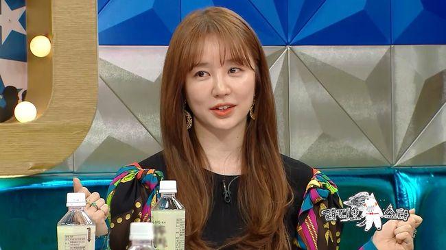 [사진=MBC 제공] '라디오스타'에 출연한 윤은혜 스틸 컷.