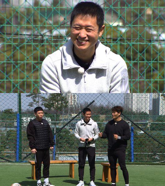 날아라 슛돌이 측 이영표, FC슛돌이 전임 감독..오늘(31일) 방송 [공식]