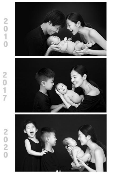 정조국♥ 김성은, 10년 새 삼남매 엄마 뿌듯 뭉클 [Oh!마이 Baby]