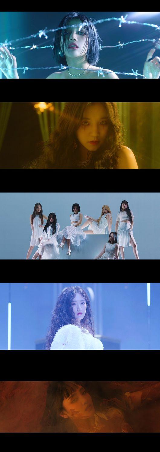 '오 마이 갓' 뮤직비디오 캡쳐