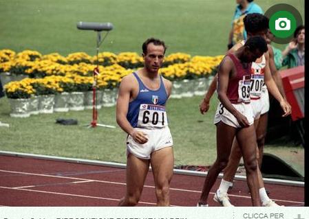 伊 올림픽 육상 선수의 비극...아버지 이어 자신도 코로나로 사망