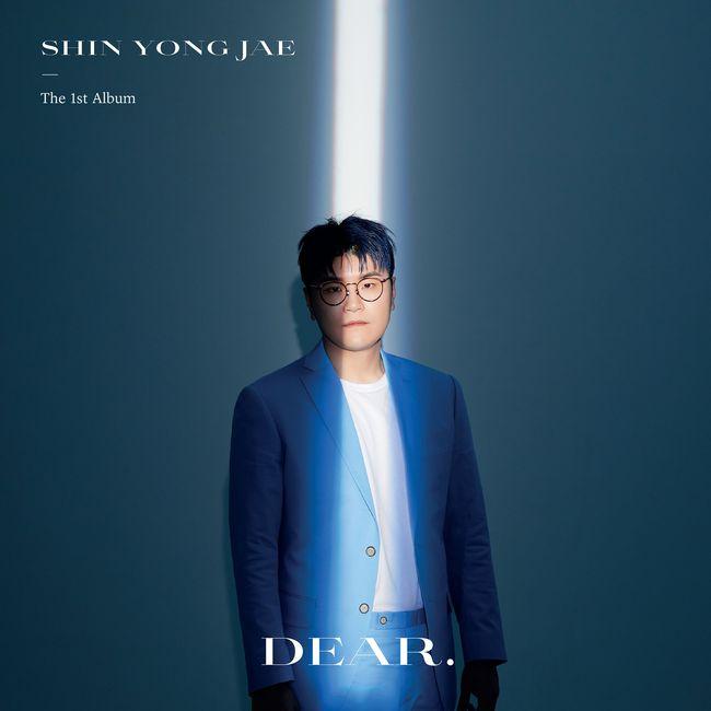 신용재, 오늘(1일) 데뷔 12년 만 첫 솔로 정규 'Dear' 발매..전체 프로듀싱