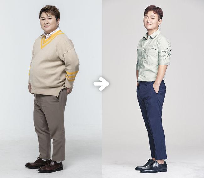30kg 감량 허각 건강한 다이어트로 자신감+행복↑..유지 위해 노력할 것 [직격인터뷰]
