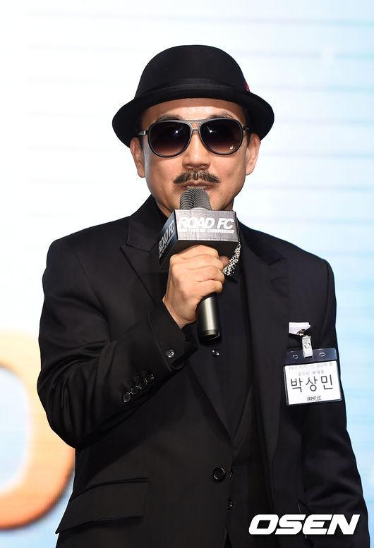 ROAD FC 부대표 가수 박상민, 코로나 극복 소극장 콘서트 22일 개최