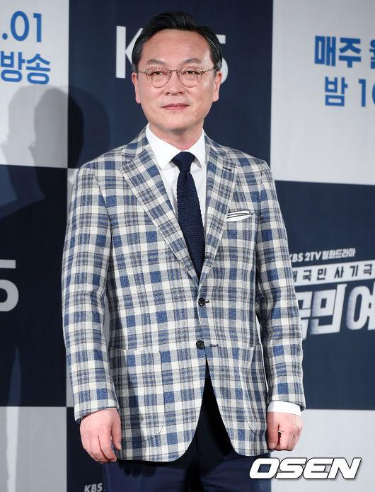 김의성, 정우성 품 떠나 주지훈과 한솥밥..키이스트 전속계약 [공식]