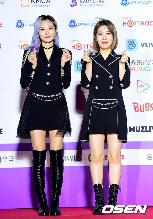 [OSEN=지형준 기자]가수 볼빨간사춘기가 포토타임을 하고 있다. /jpnews@osen.co.kr