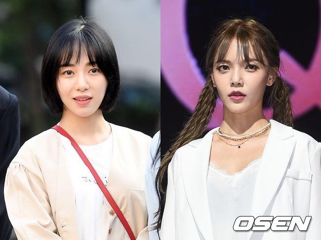 권민아, 8차 폭로→19시간 만에 일단락 AOA 지민에게 사과 받아 [종합]