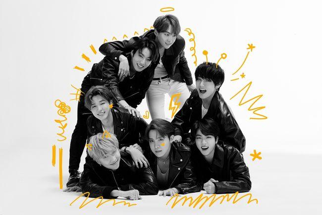 방탄소년단, 아이튠즈 104개국 1위..아델 Hello 제치고 세계 신기록