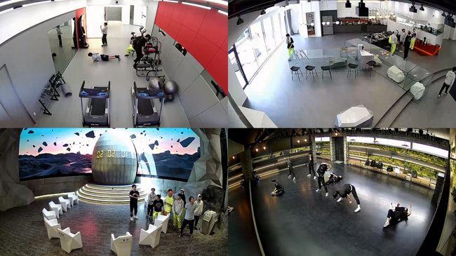 엠넷x빅히트 I-LAND, 국내 최초 25개 라이브 캠 시동..전세계 들썩  [Oh!쎈 예고]