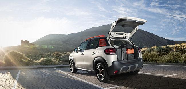 캠핑엔 SUV죠...시트로엥, '컴포트 캠핑 프로모션'