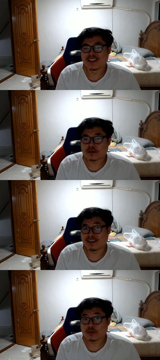 진워렌버핏 유튜브 방송화면
