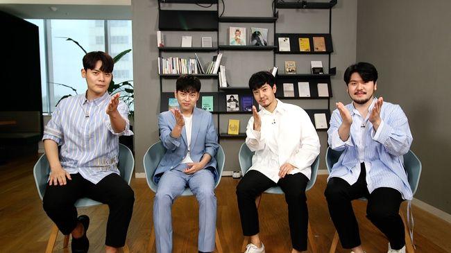 팬텀싱어3 라포엠과 정주행 스페셜 방송..생방송 무대 소감 최초공개[공식]