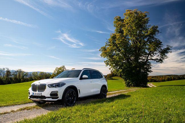 BMW 코리아, 뉴 X5 PHEV 사전계약...전기모드로 54km BMW  최장