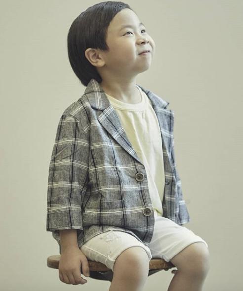 조정석 실제 아들 얼굴 이럴까?..김준, 익준 아빠 붕어빵 외모 [★SHOT!]