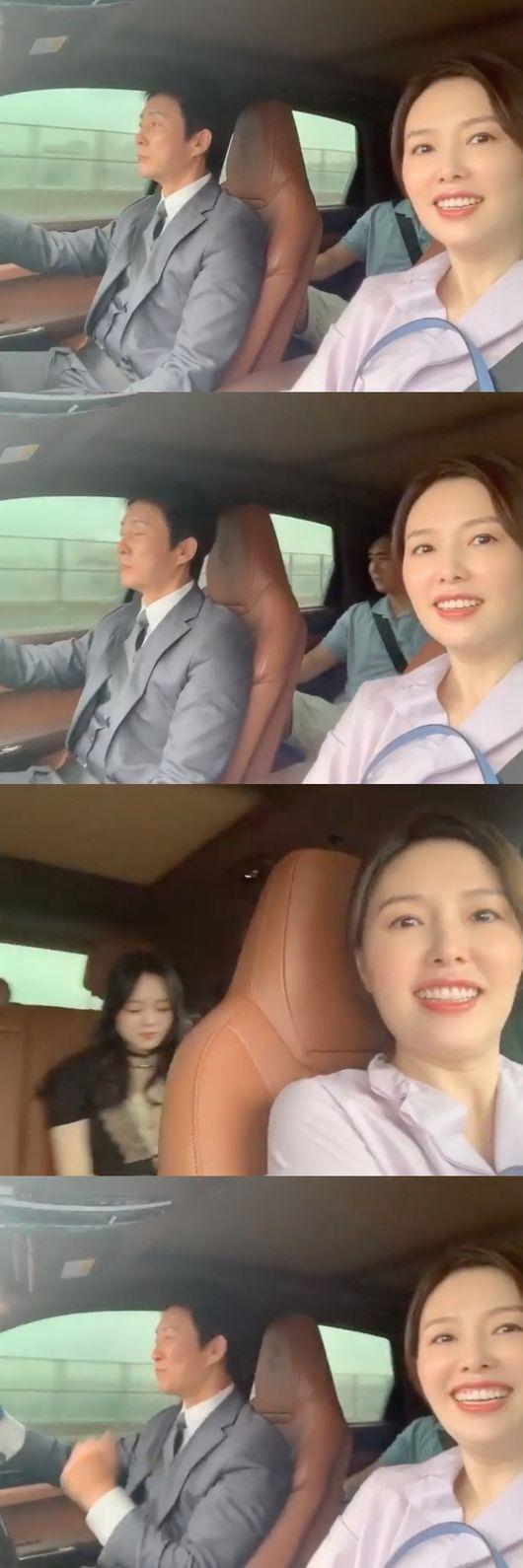 최수종♥하희라, 우월 DNA 결정체 아들·딸 공개..아이돌 센터급 비주얼 핫 [종합]