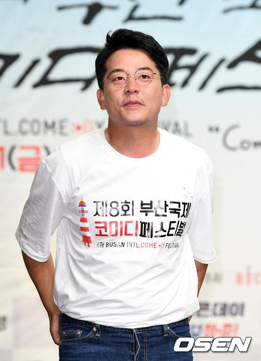 [사진]김준호 위원장,부코페 잘 부탁드립니다