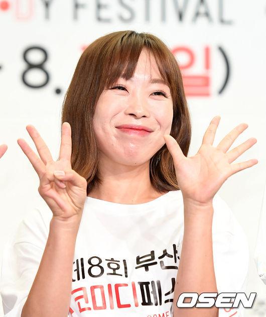 [사진]오나미,홍보대사의 미소