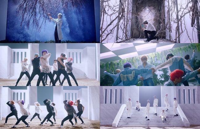 6일 컴백 이엔오아이, 새 앨범 타이틀곡 W.A.Y MV 티저 공개