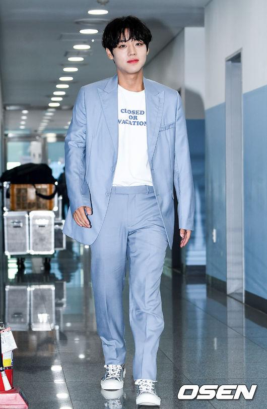 [사진]박지훈,푸른 왕자