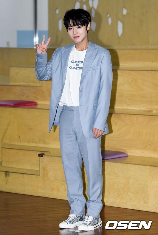 [사진]박지훈,수줍은 브이