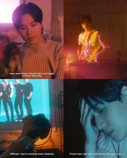 SuperM 태민·루카스, Super One 티저 영상 공개..긍정+희망 내레이션