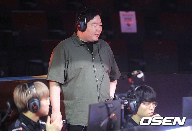 [오!쎈 인터뷰] 남은 3경기, 승리 위해 최선 다하겠다, 김정수 T1 감독