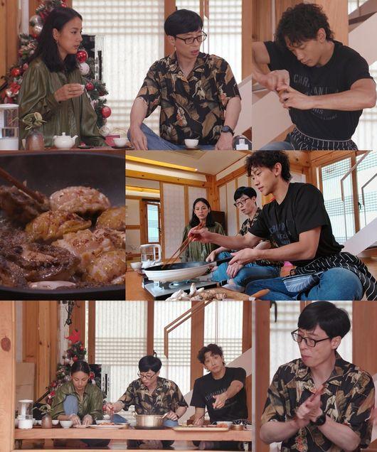 '놀면 뭐하니', 오늘(15일) 싹쓰리 마지막 일정..그토록 원하던 회식 '비룡 소원성취'