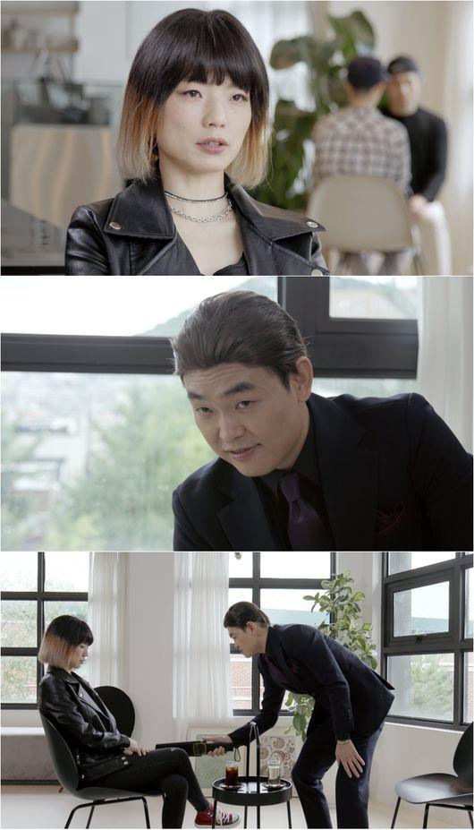 '장르만 코미디', 오늘(15일) '이태원 골목 클라쓰' 마지막회..안영미 녹취장면 패러디