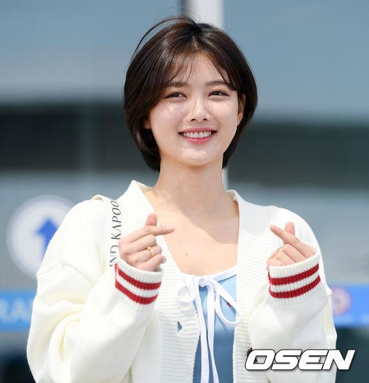 김유정, 박서준과 한솥밥 먹을까..어썸이엔티 측 미팅만 했을 뿐 확정NO[공식]