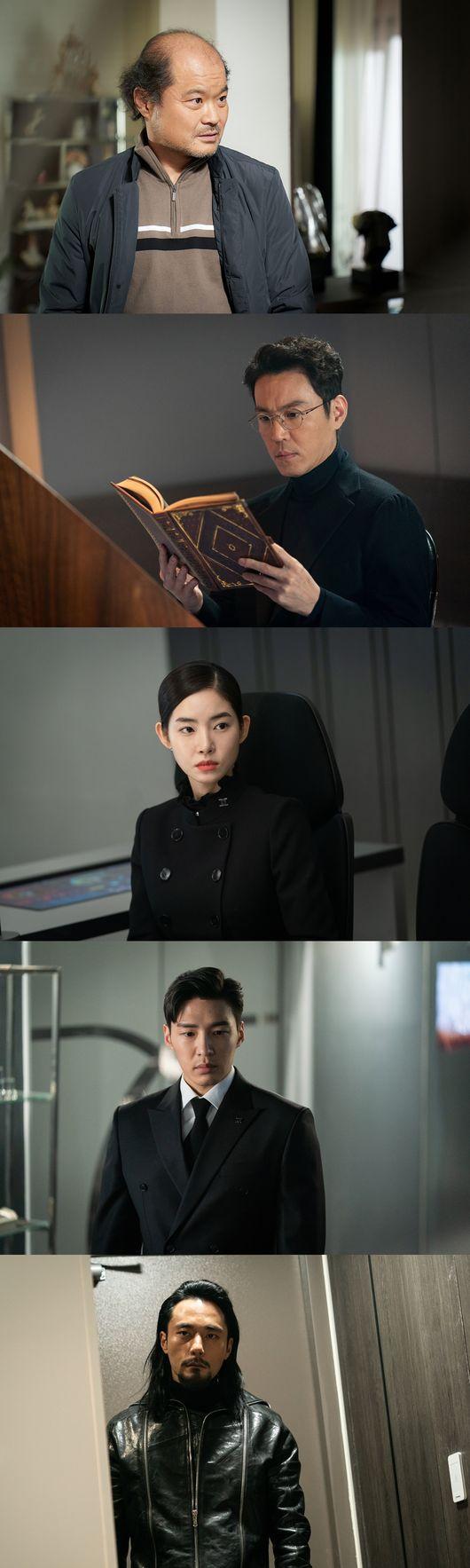 예측불가 앨리스, 김상호→최원영 놓치면 안 되는 키플레이어 5인