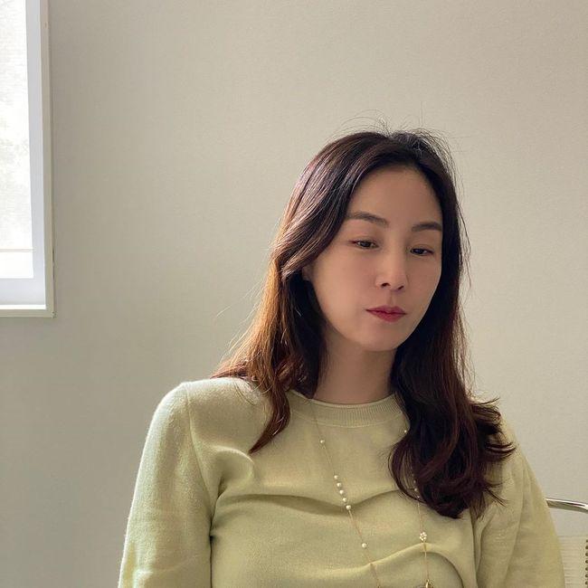 이휘재♥ 문정원, 41세 쌍둥이맘 맞아? 육아 탈출→풀메로 뽐낸 청순美 [★SHOT!]