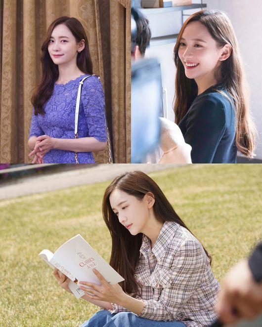 브람스 박지현, 차도녀 잊게 만든 대체불가 러블리 본체 반전美