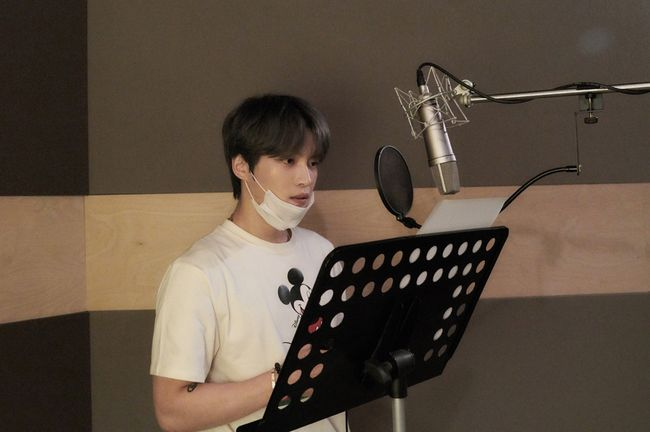 김재중, 오늘(18일) 웹드 미스터하트 OST 공개..6년만에 참여 [공식]