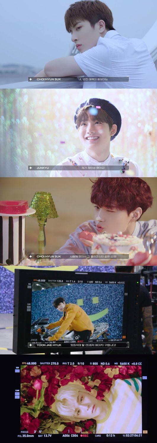 YG 트레저, 사랑해 메이킹필름 공개..日 음원차트 1위+아이튠즈 9개국 정상