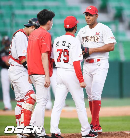 [사진]최창호 코치,핀토! 침착하게 가자