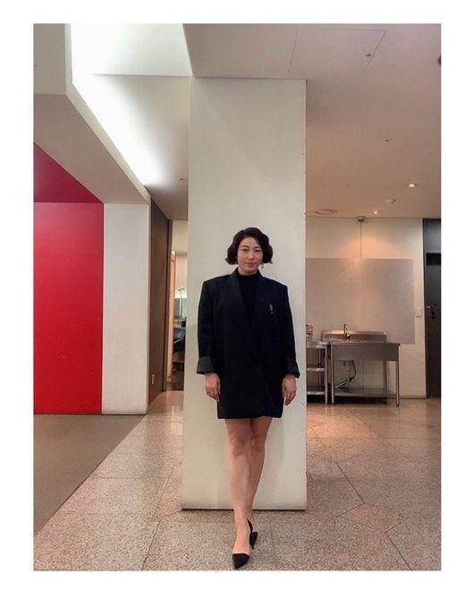 김영희 인스타그램