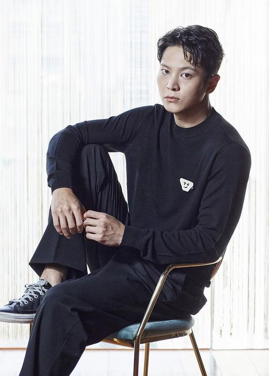 [사진=신시컴퍼니 제공] 배우 주원이 뮤지컬 '고스트'로 7년 만에 공연으로 관객들을 만난다.