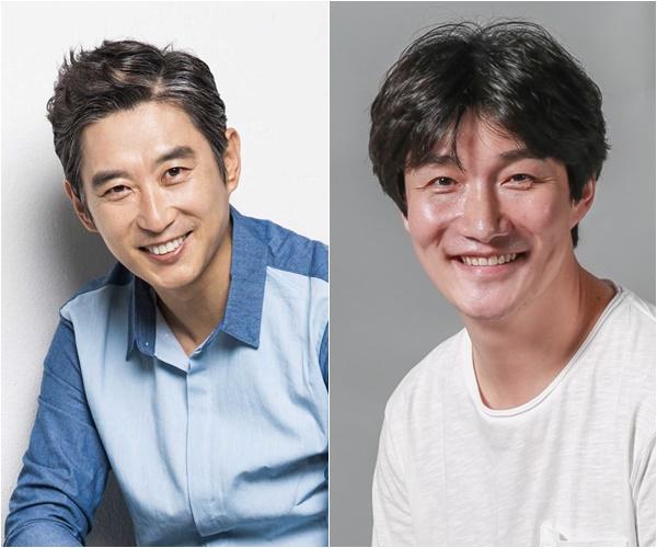 오늘(22일) 코로나19 최종 음성 판정을 받은 배우 김원해, 허동원