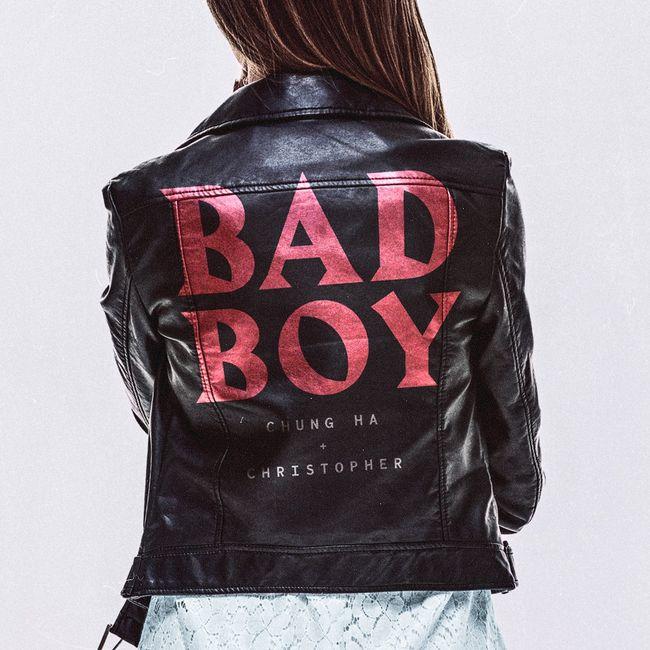 청하X크리스토퍼, 오늘(23일) 콜라보 싱글 'Bad Boy' 발매