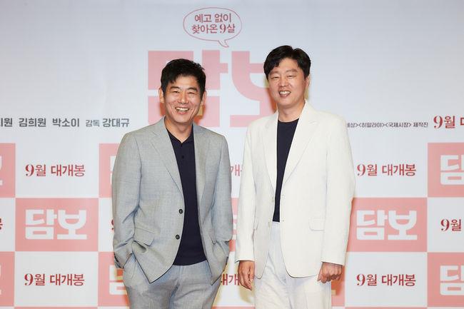 '담보' 성동일X김희원, 30일 '라스' 추석특집 출격 '찰떡 케미 기대'[공식]