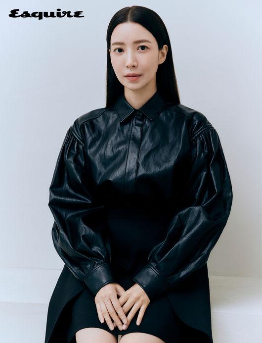 """'비밀의 숲2' 윤세아 """"SNS에서 보여주는 모습이 내 본캐""""[화보]"""